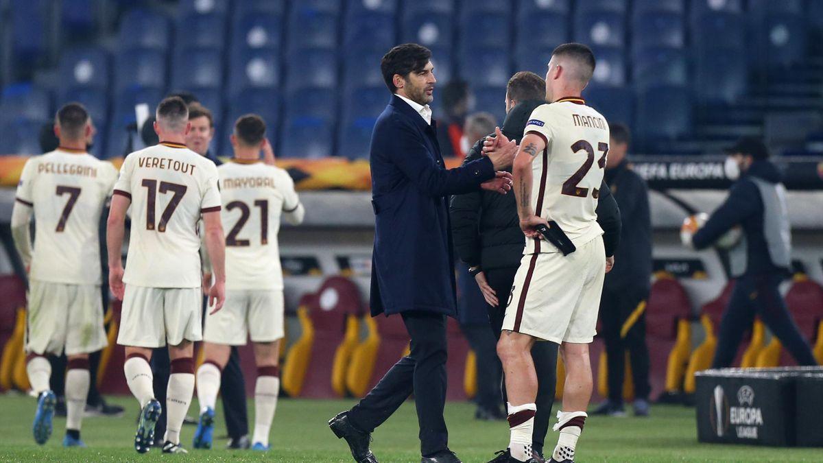 Fonseca Mancini Roma Ajax