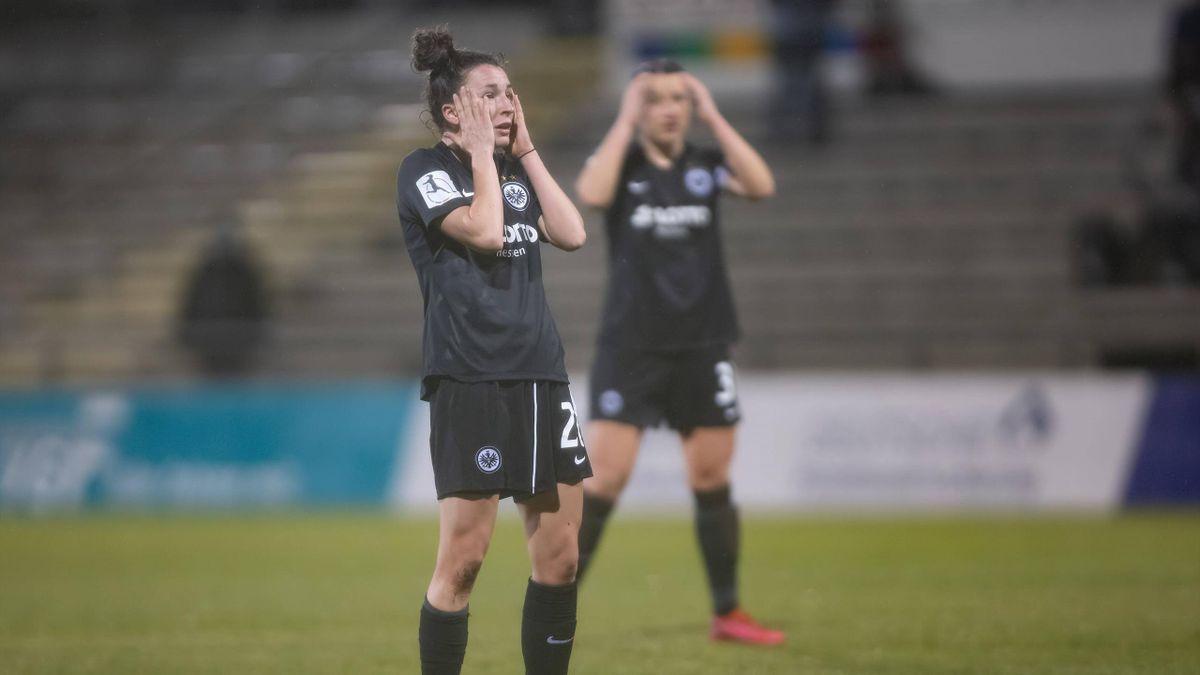 Die Fußball-Frauen von Eintracht Frankfurt haben erneut positive Coronafälle im Team zu vermelden