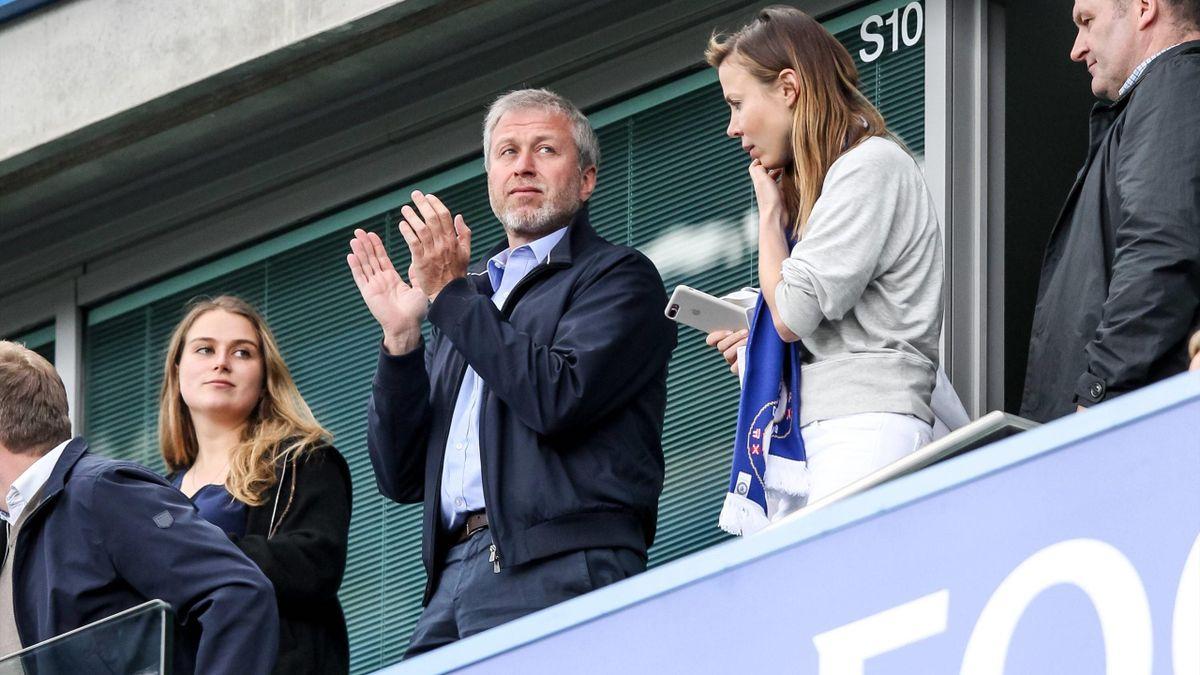 Roman Abramovic FC Chelsea
