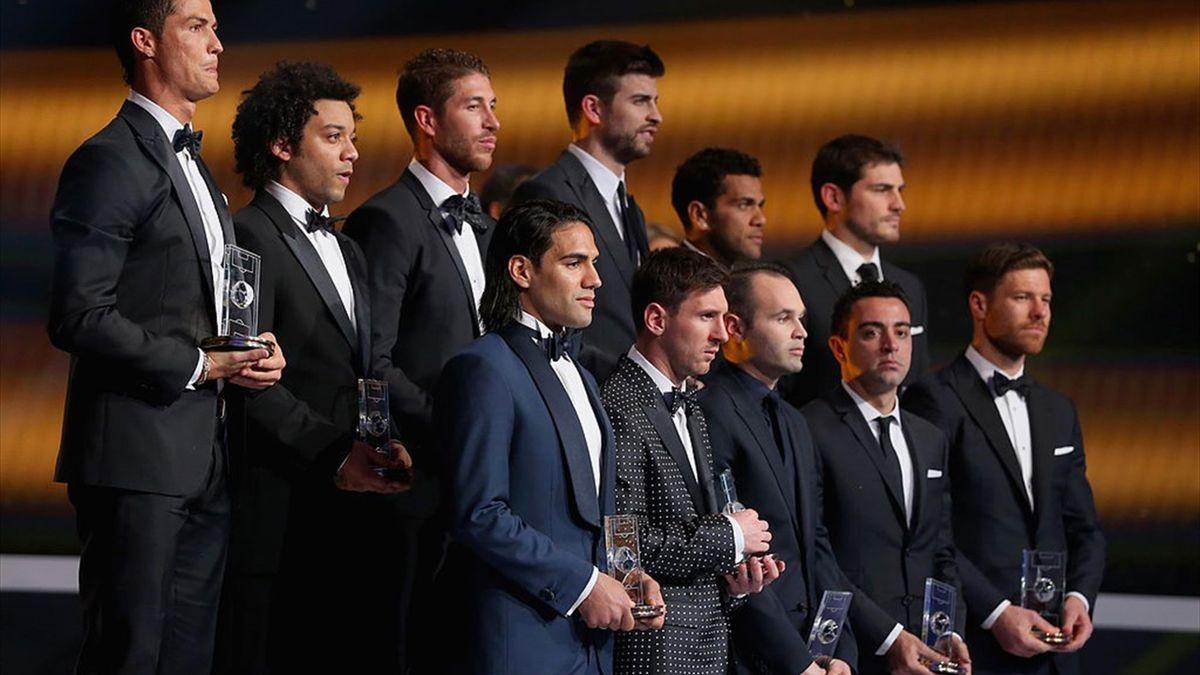 TOP 3 cei mai inteligenți fotbaliști din lume
