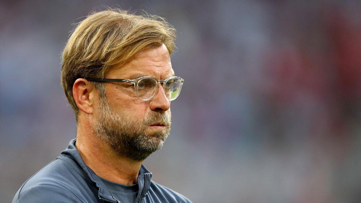 Trainer des FC Liverpool: Jürgen Klopp