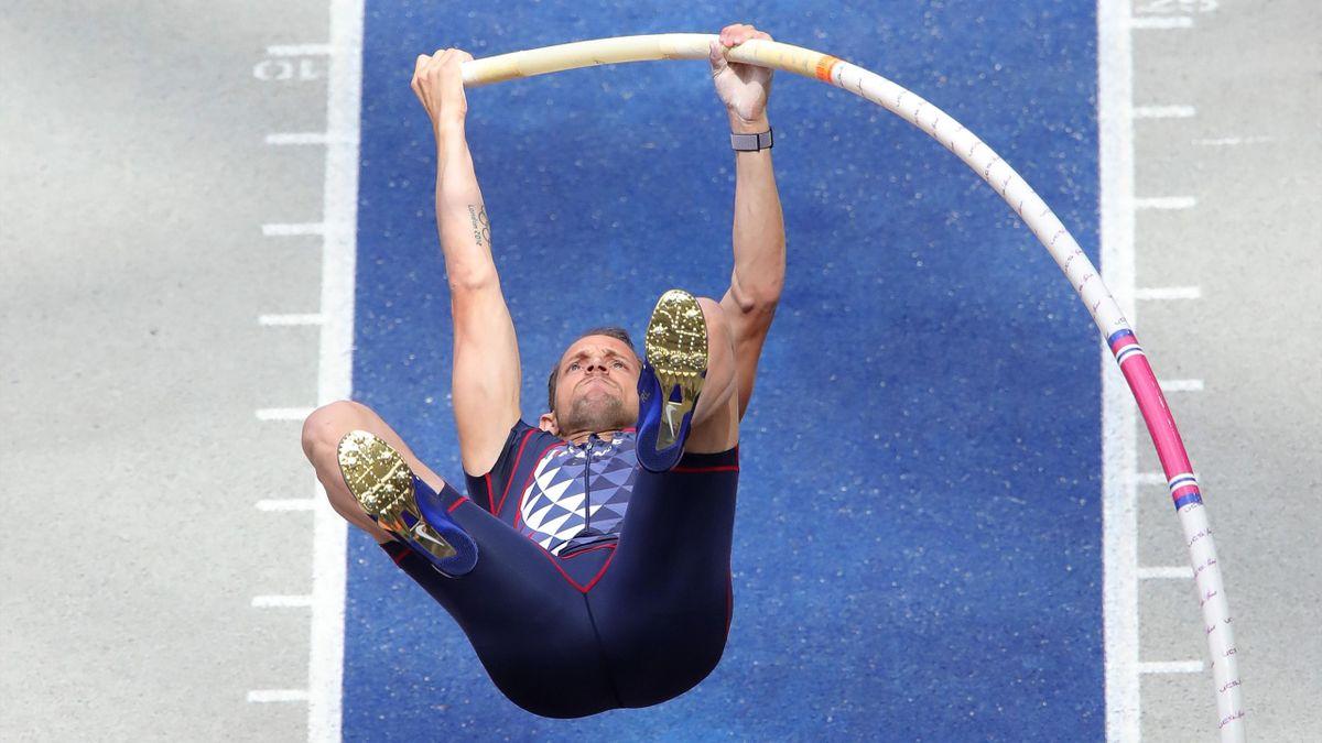 Renaud Lavillenie - Championnats d'Europe 2018