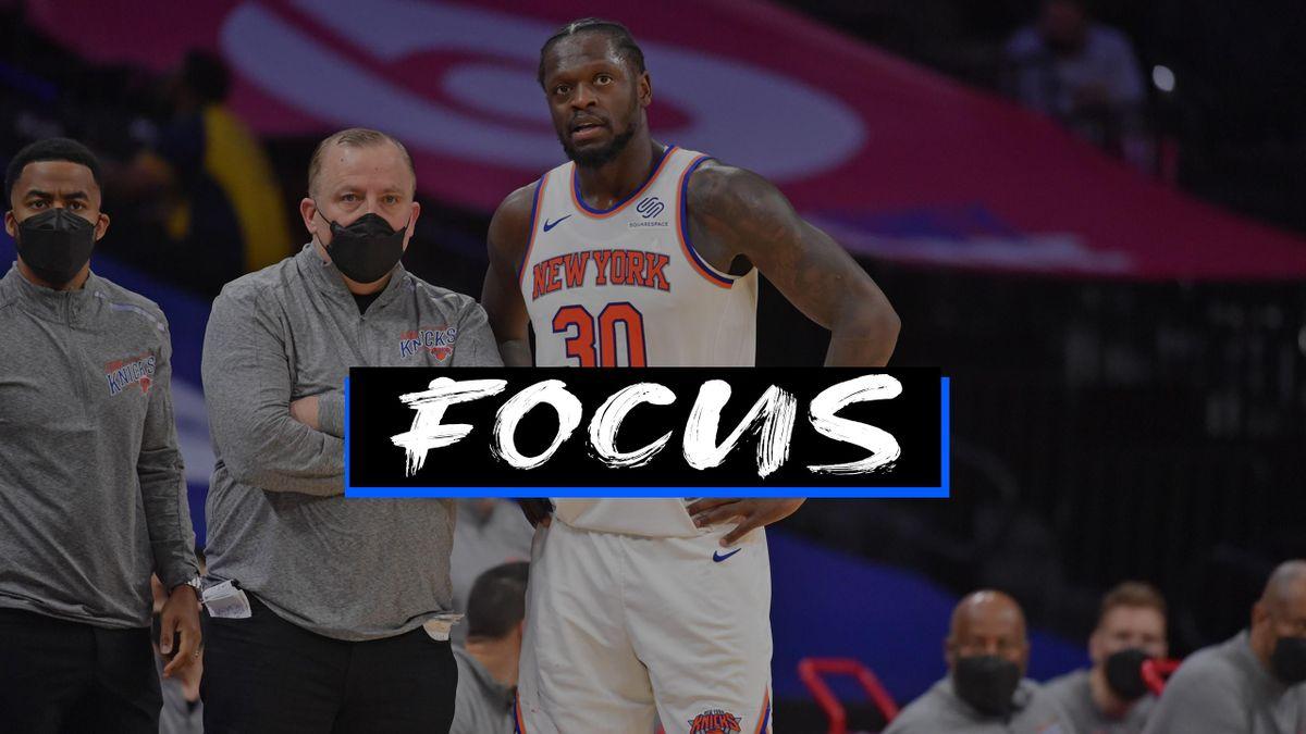 New York Knicks, NBA - Focus