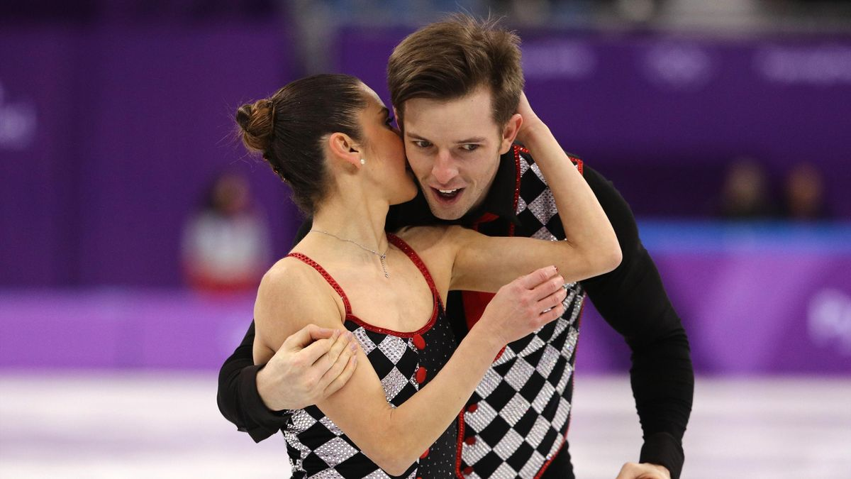 Valentina Marchei e Ondrej Hotarek
