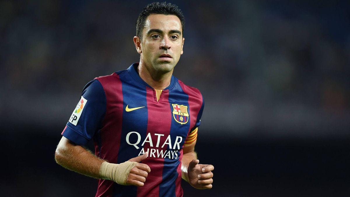 Le père de Xavi (FC Barcelone) annonce le départ de son fils au Qatar - Eurosport