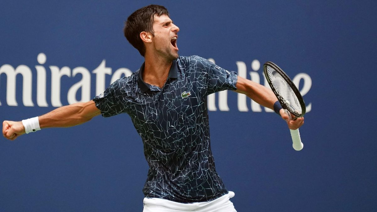 Novak Djokovic (US Open 2018)