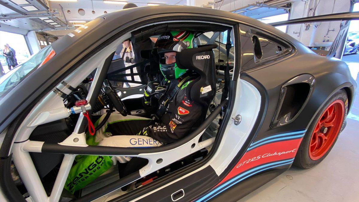 Boldizs Bence, Porsche 911 GT2 RS Clubsport