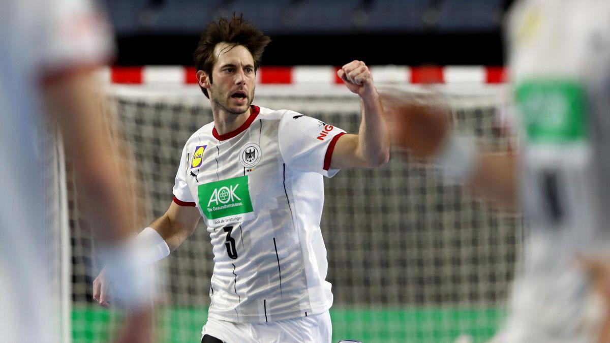 Uwe Gensheimer ist der Kapitän der deutschen Nationalmannschaft