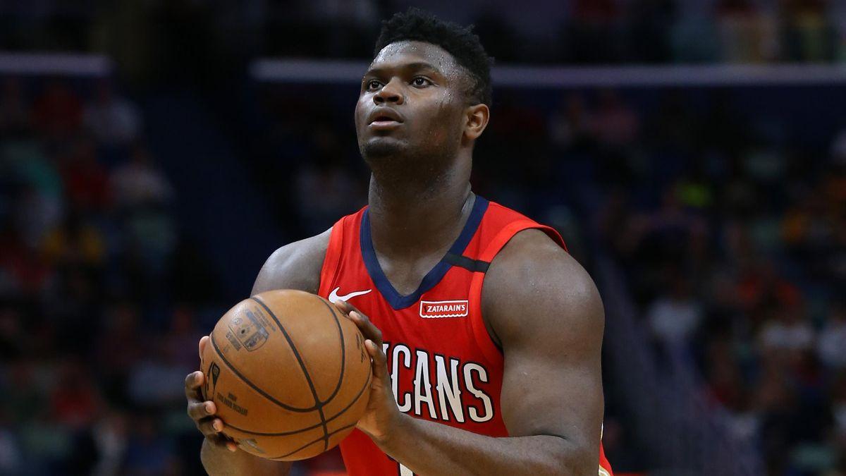 Zion Williamson (New Orleans Pelicans)
