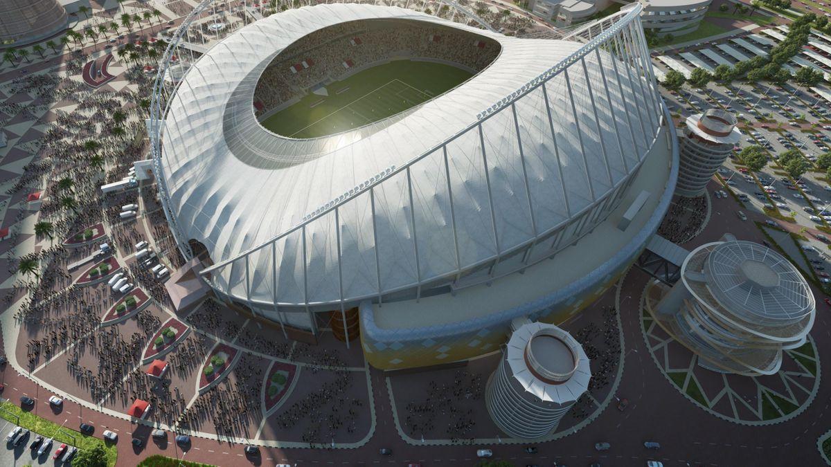 Khalifa International Stadium - Qatar 2022