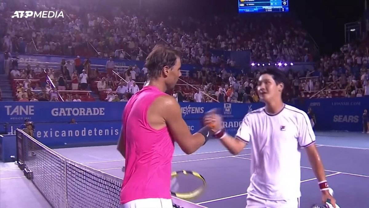 ATP Acapulco: Resumen de la victoria de Rafa Nadal ante Soonwoo Kwon