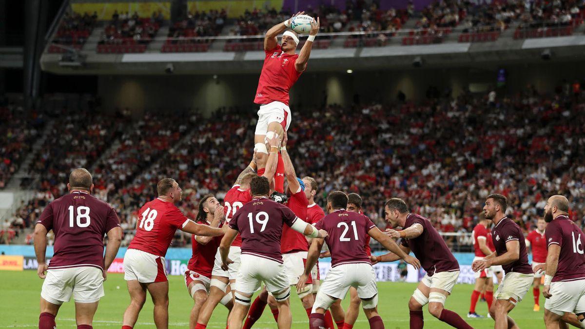 Wales vs Georgia - 2019