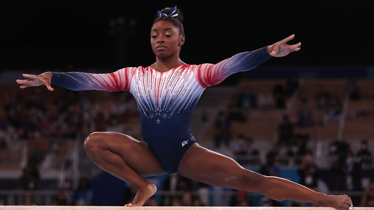 Tokyo 2020   Simone Biles bronze medal