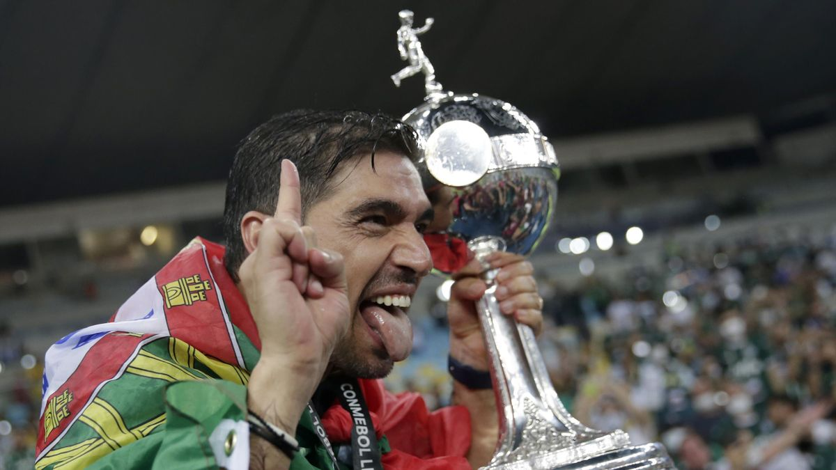 Абель Феррейра, «Палмейрас», Кубок Либертадорес 2021