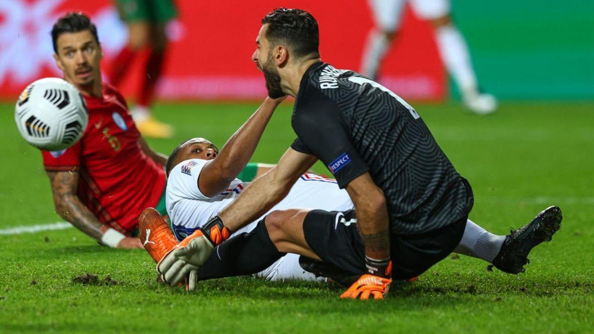 Rui Patricio contre la France