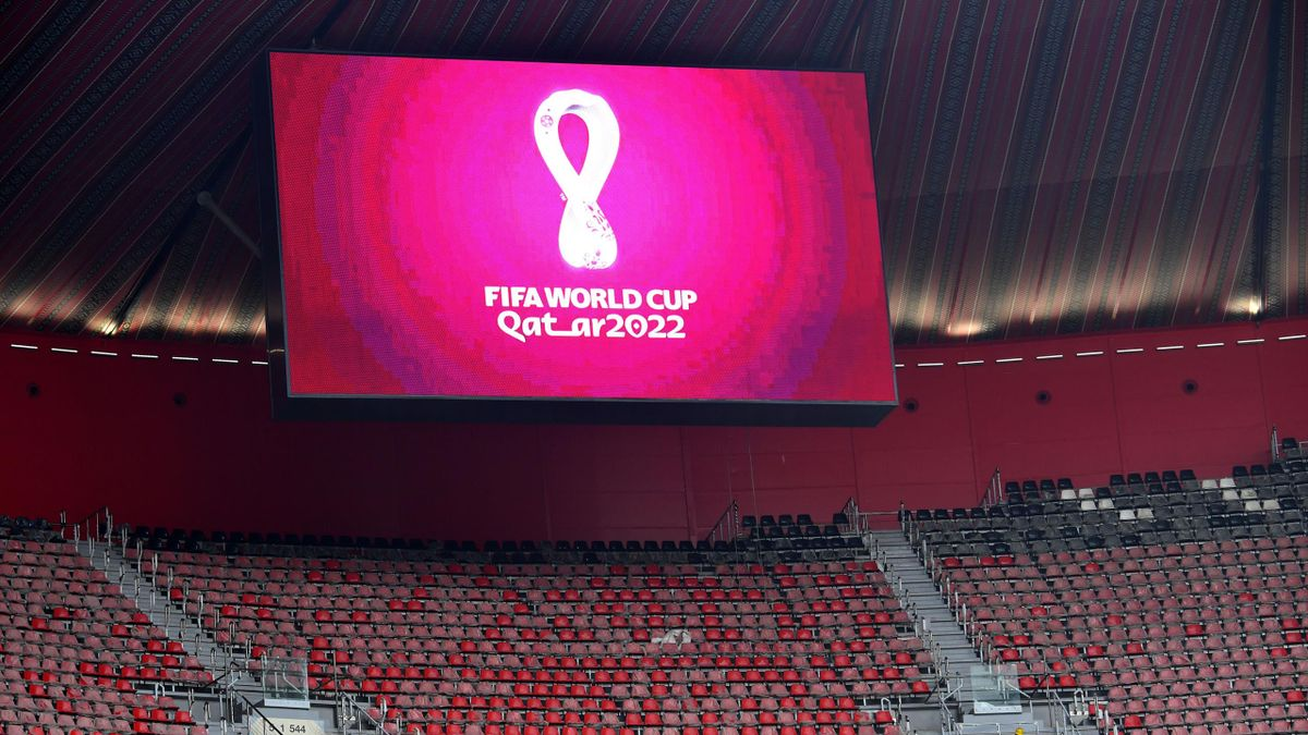 l'Al-Bayt Stadium de Doha, qui accueillera des matches de la Coupe du monde 2022