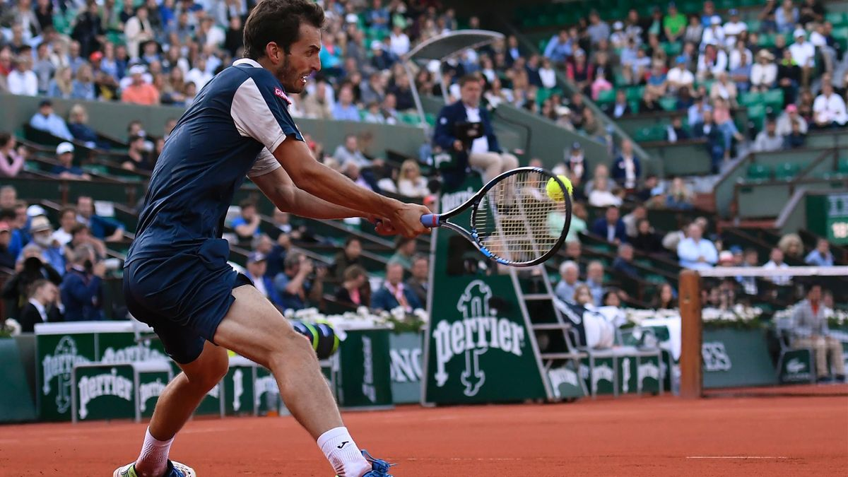 Albert Ramos Viñales (French Open)