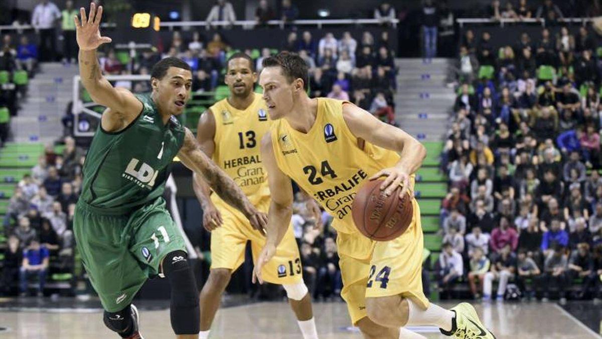 Kyle Kuric, 2015-16, ACB, Gran Canaria (imago)