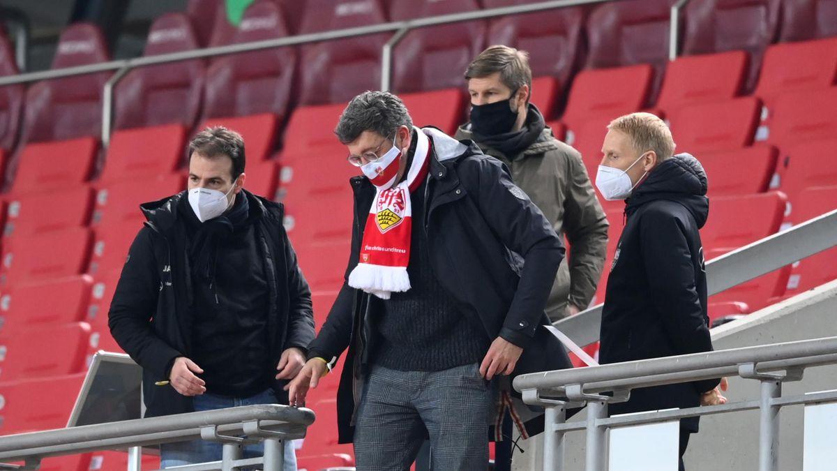 Der interne Machtkampf beim VfB Stuttgart spitzt sich weiter zu
