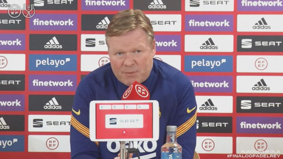 Koeman accepts he 'needs to win trophies' to stay at Barcelona