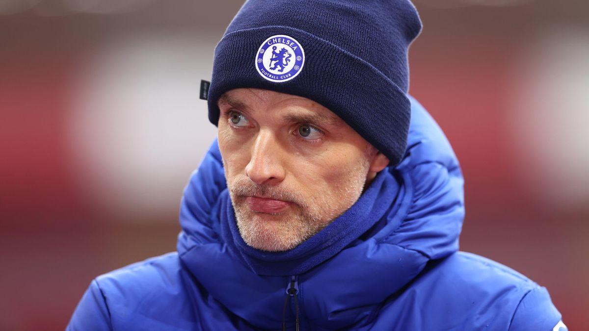 Thomas Tuchel, manager of Chelsea