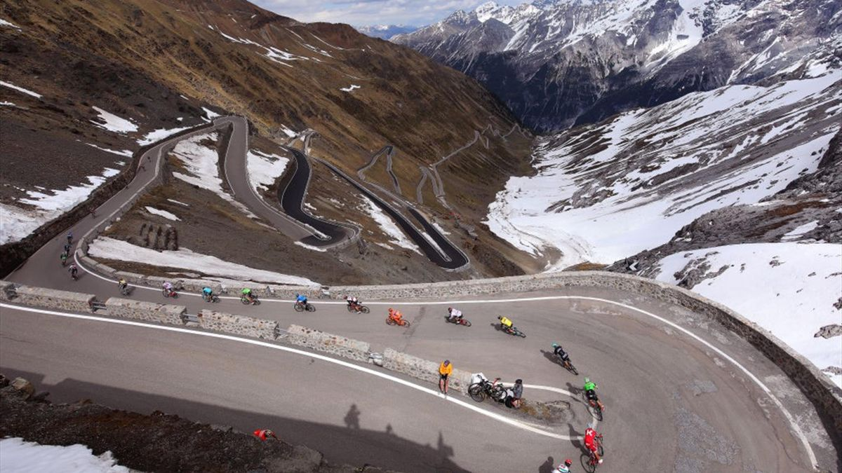 Stelvio - Giro d'Italia 2017 - Getty Images