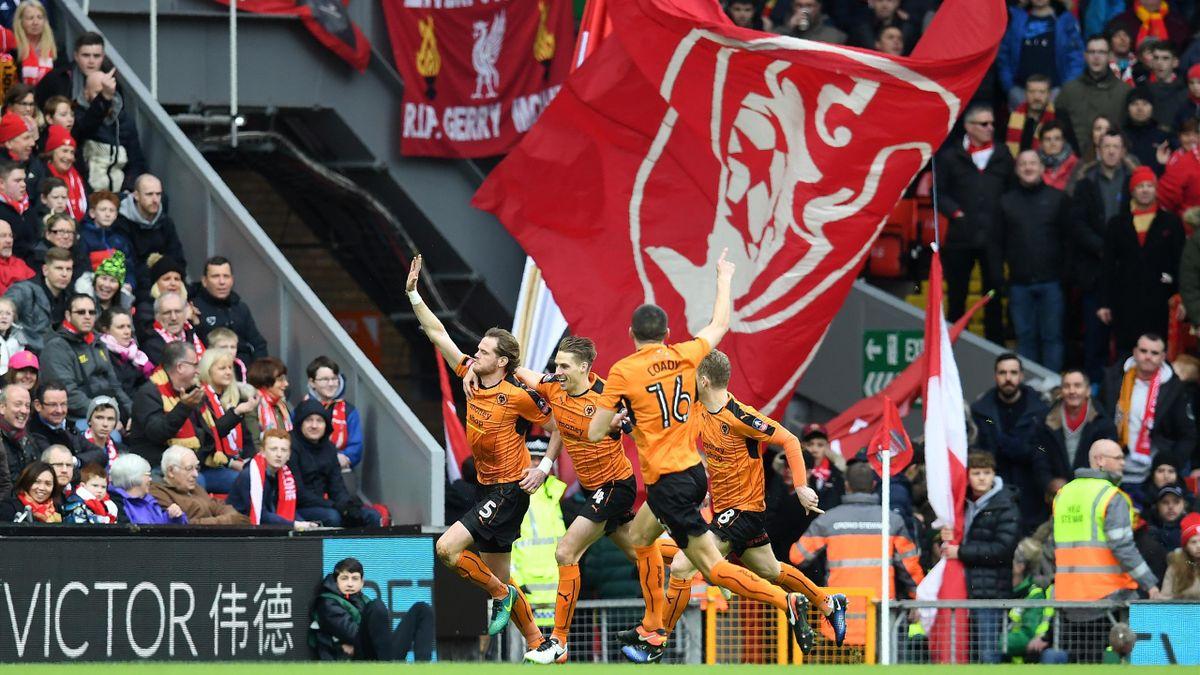 FC Liverpool - Wolverhampton Wanderers