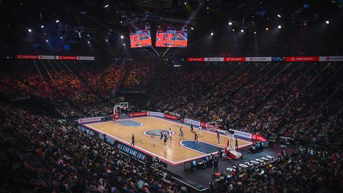 Le palais omnisport de Bercy n'accueillera pas la finale de la Coupe de France féminine vendredi soir.