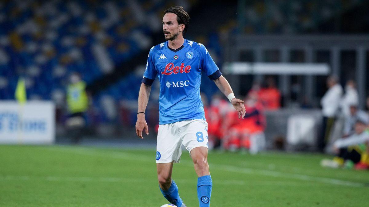 Fabian Ruiz, Napoli 2020-2021 (Getty Images)