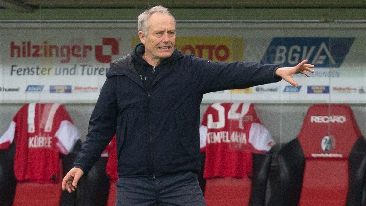 Christian Streich bleibt weiterhin Trainer des SC Freiburg
