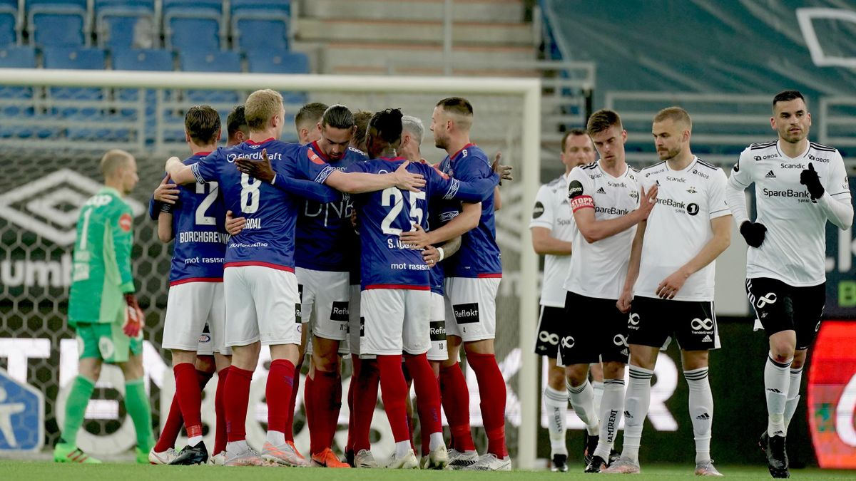 Vålerenga - Rosenborg