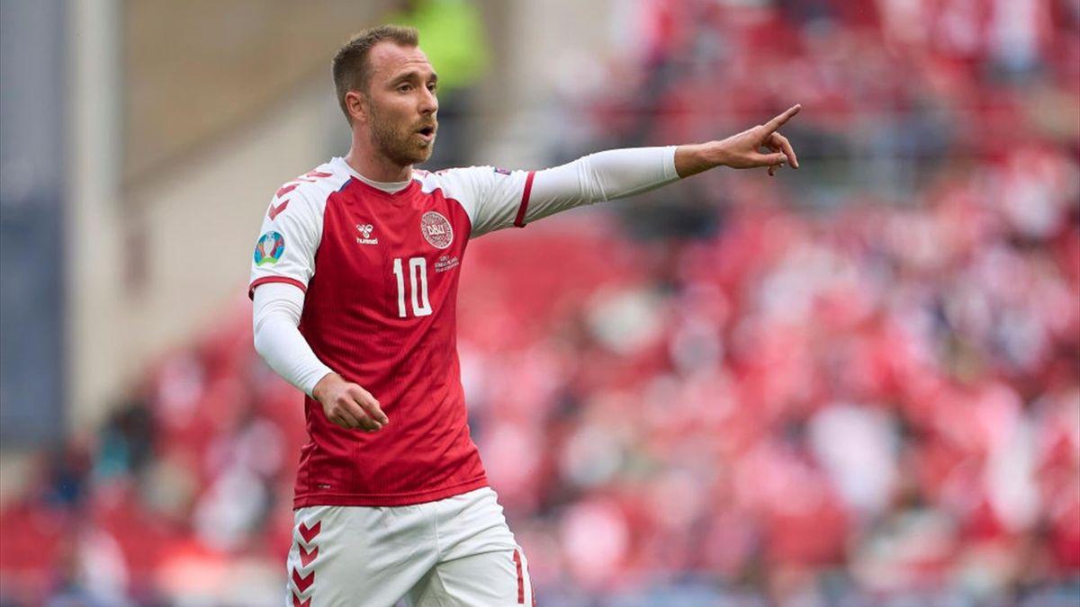 Christian Eriksen (Denmark)