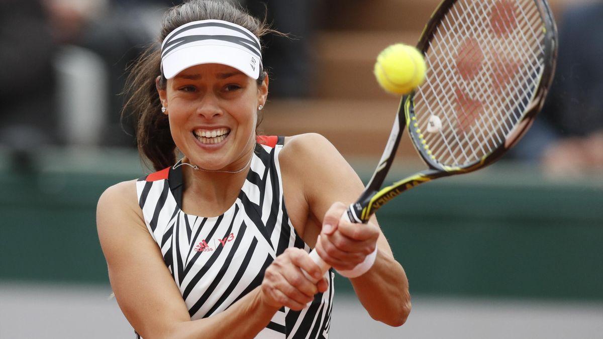 French Open 2016 -  Ana Ivanovic of Serbia