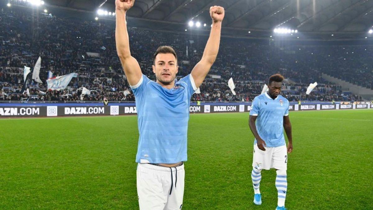 Ștefan Radu, fundașul lui Lazio