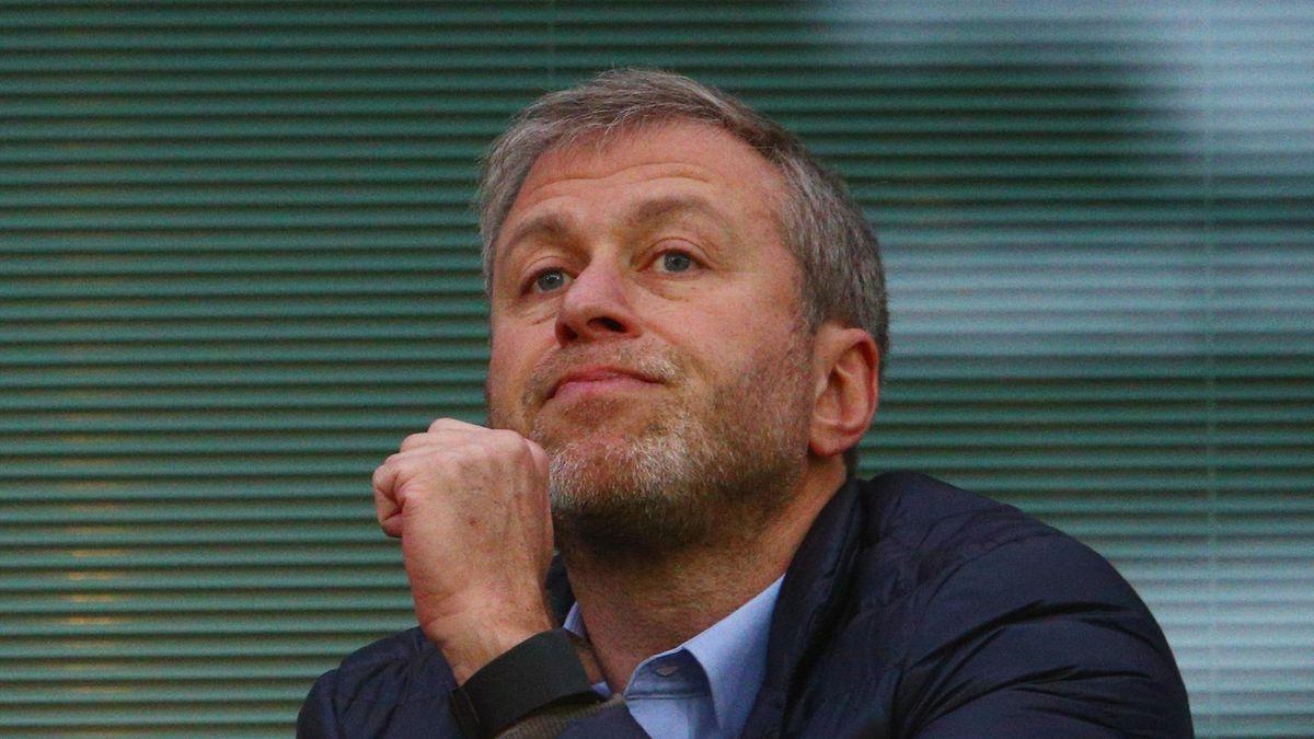 Roman Abramovitch, le propriétaire de Chelsea