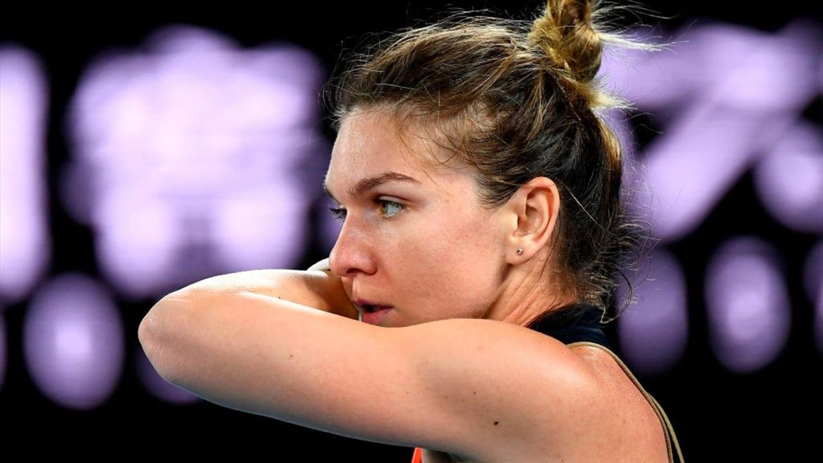 Australian Open | Simona Halep - Serena Williams 3-6, 3-6