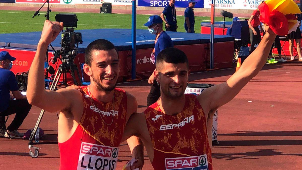 Asier Martinez y Miquel Llopis