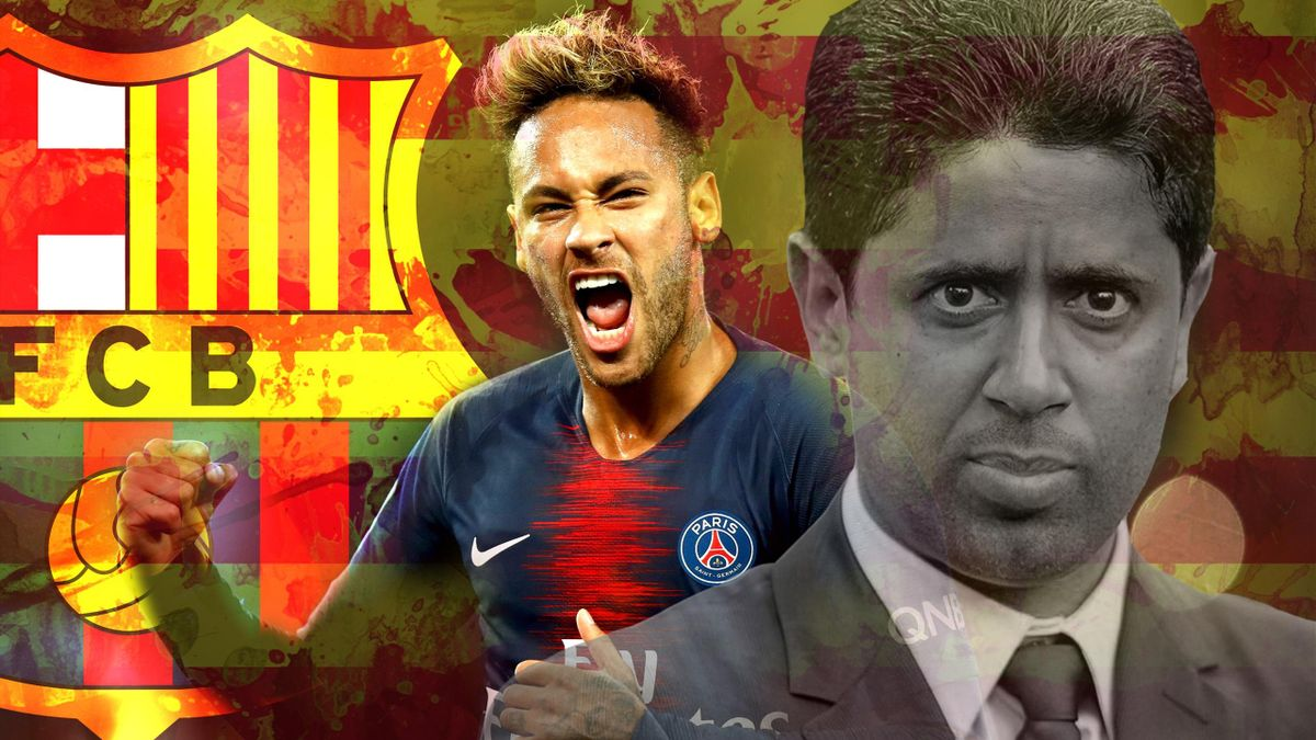 Neymar allowed to join Real or Barca - if PSG receive this insane amount of money - Euro Papers