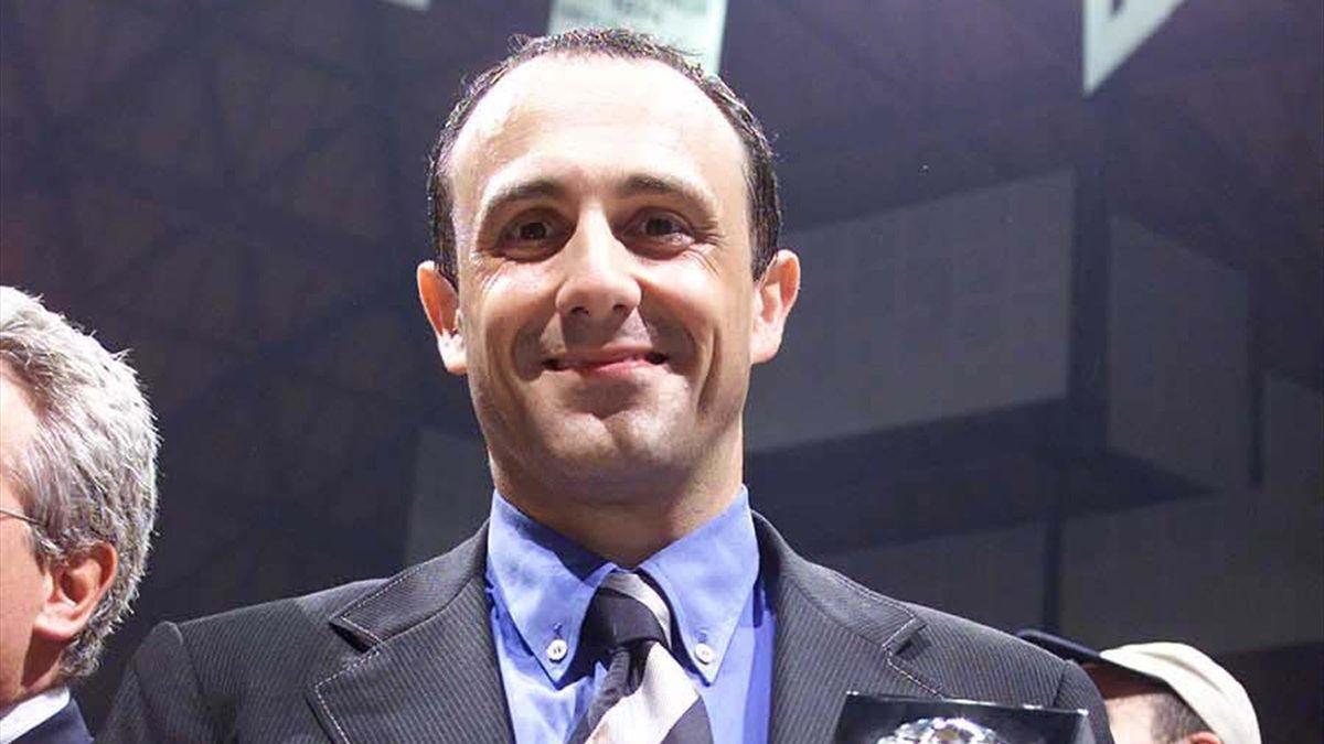Ettore Messina, Virtus Bologna campione Eurolega, 2000-2001 (LaPresse)