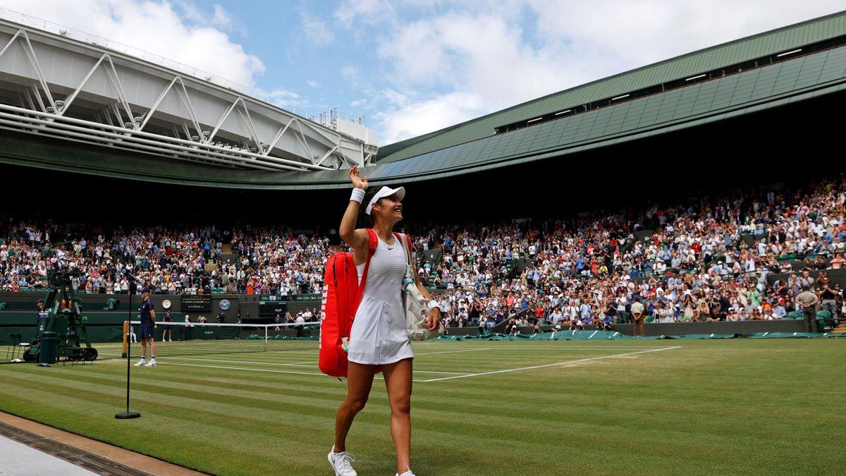 Ab dem Viertelfinale dürfen sich die Tennis-Stars über ein volles Haus in Wimbledon freuen