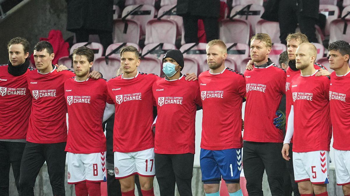 La protesta della Danimarca contro il Qatar