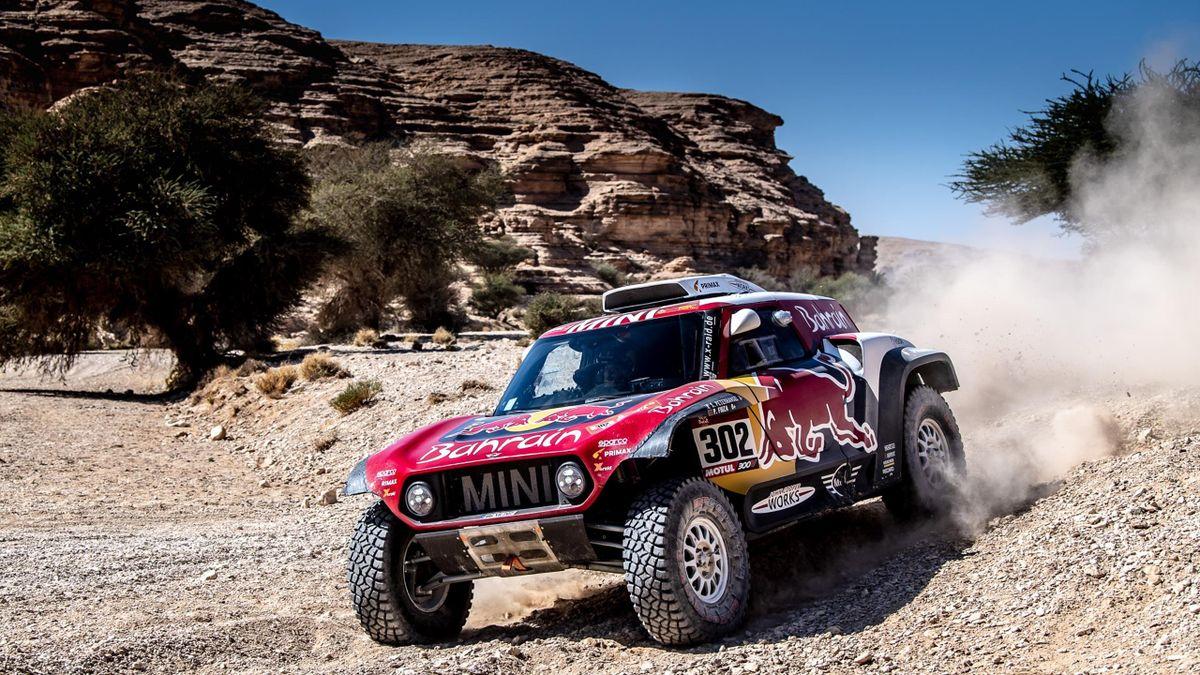 Peterhansel Stage 9 Dakar 2020