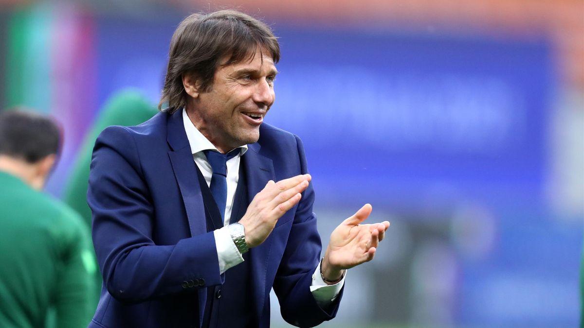 Inter-Sampdoria, Serie A 2020-2021: Antonio Conte (Getty Images)