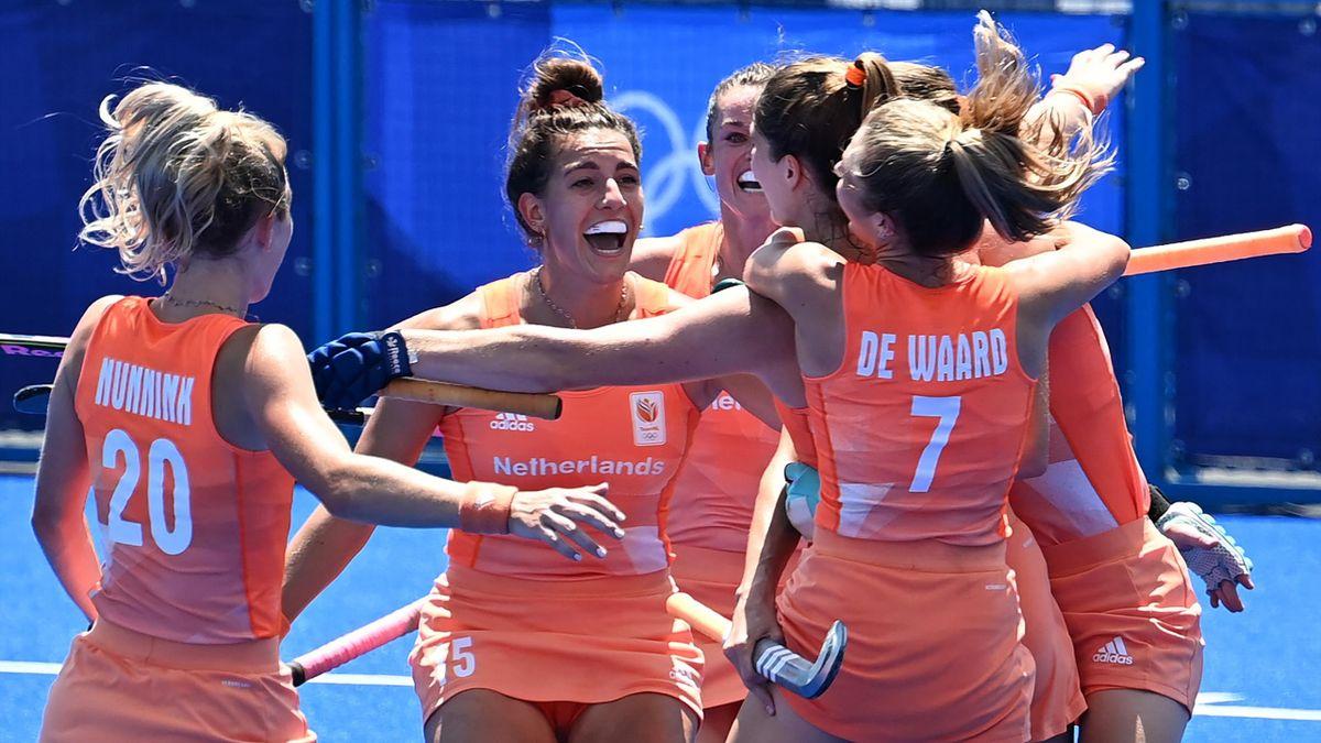 Tokyo 2020   Nederlandse hockeydames overtuigend naar finale