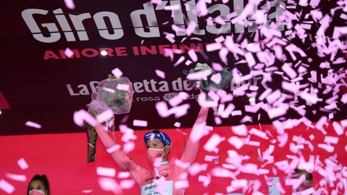 João Almeida - Giro d'Italia 2020, stage 14 - Getty Images