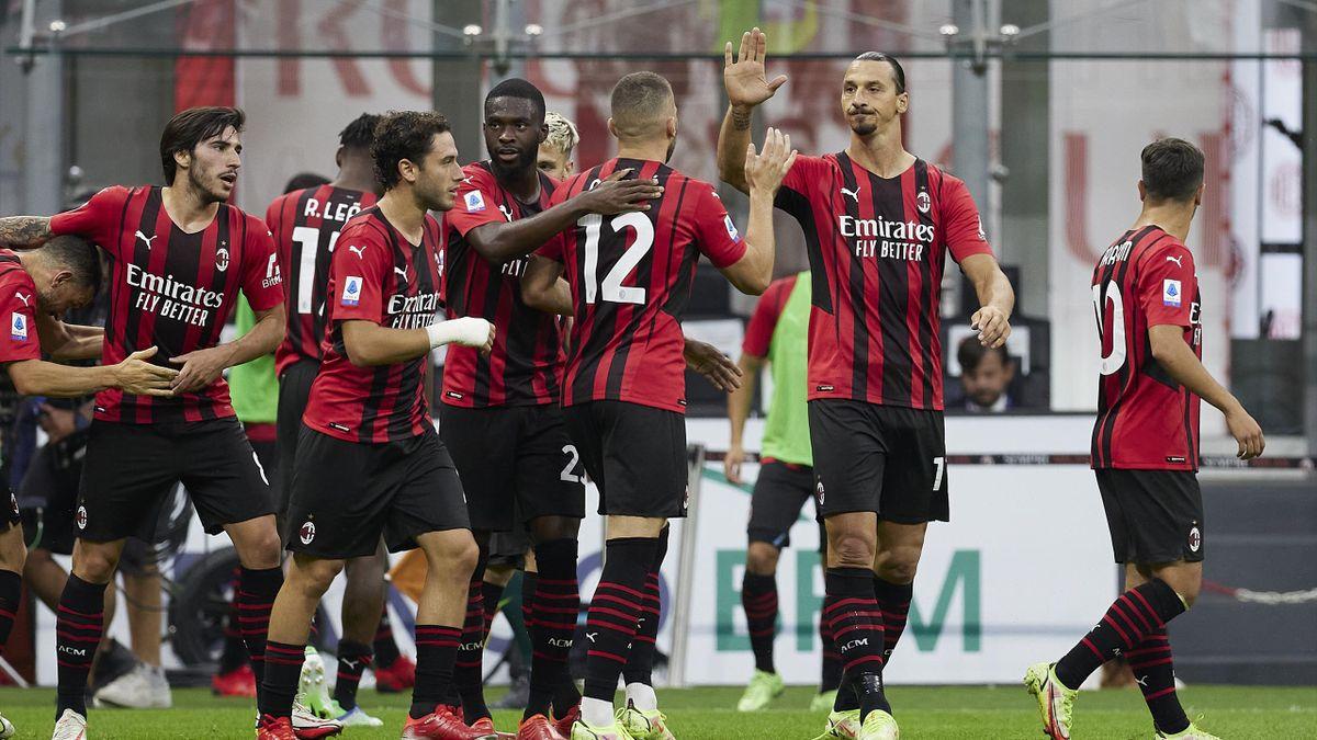 Milan, Serie A 2021-22