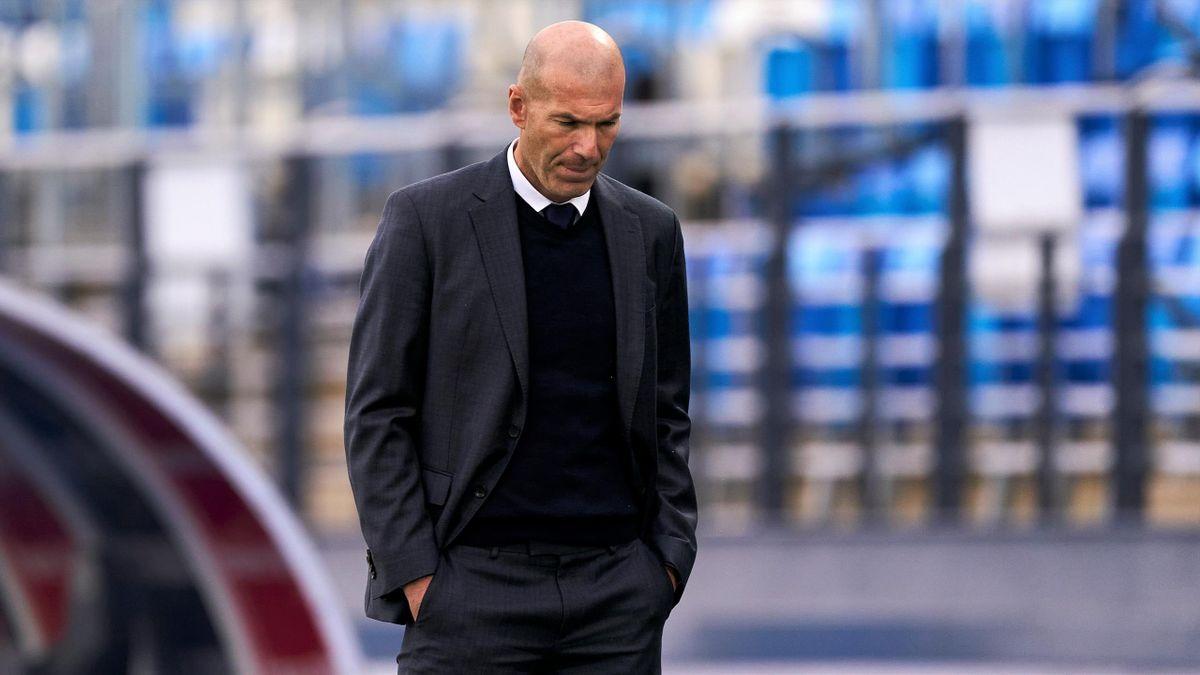 Zinédine Zidane / Real Madrid