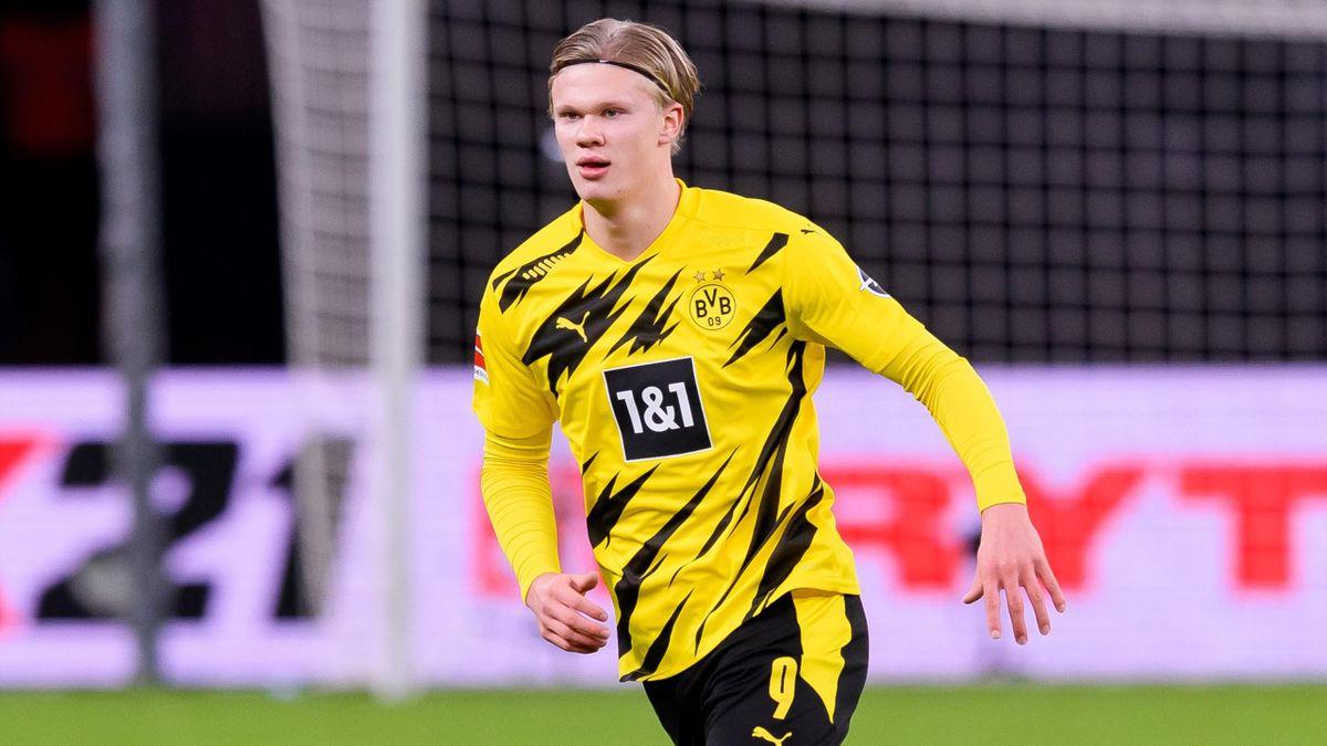 Erling Haaland (Borussia Dortmund)