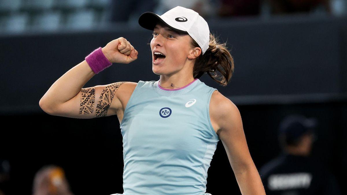 Iga Swiatek (WTA Adelaide)
