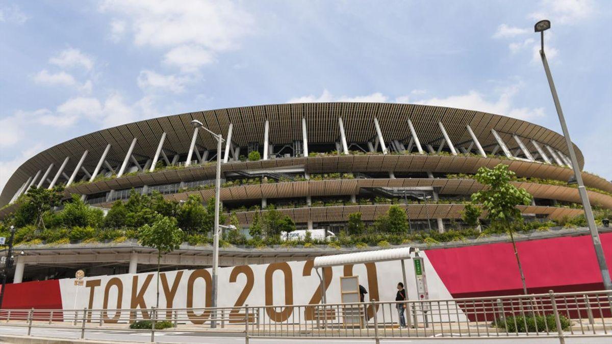 Olympics Stadium - Tokyo 2020